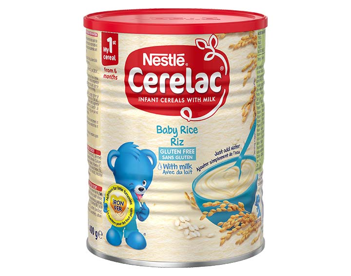 Baby Rice 400g