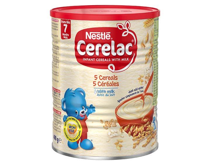 5 Cereals 400g