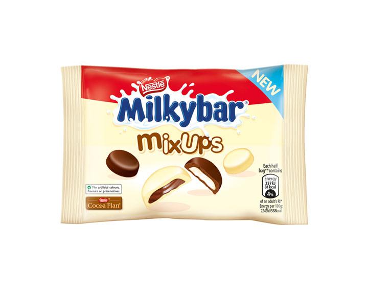 White and Milk Chocolate 32.5g