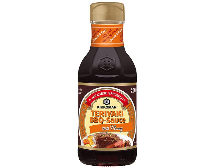 Sauce Teriyaki BBQ Miel - 250ml