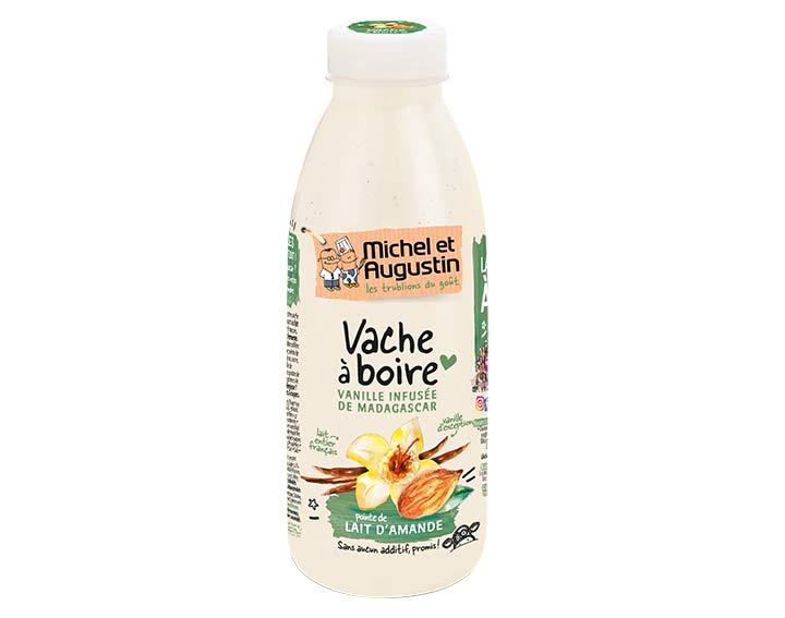 Vache à boire Vanille Amande 500ml