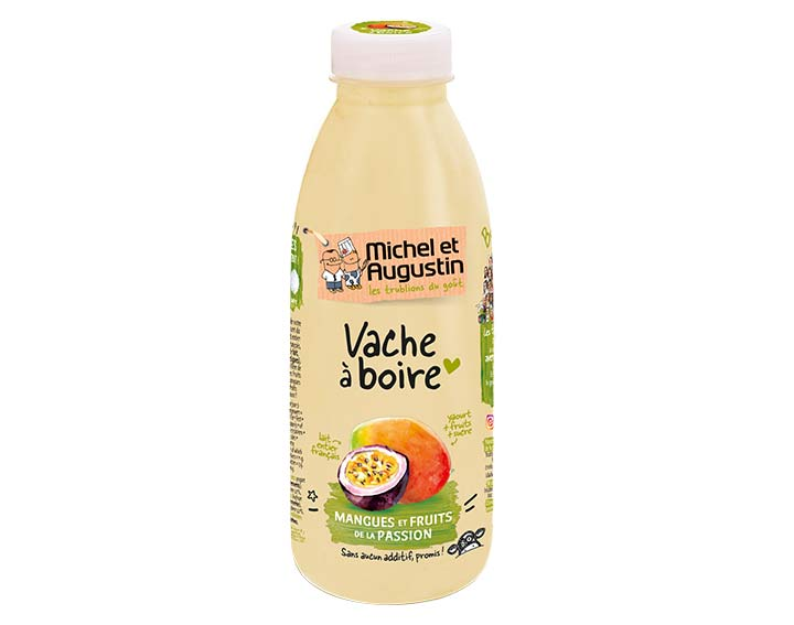 Vache à boire Mangue Passion 500ml
