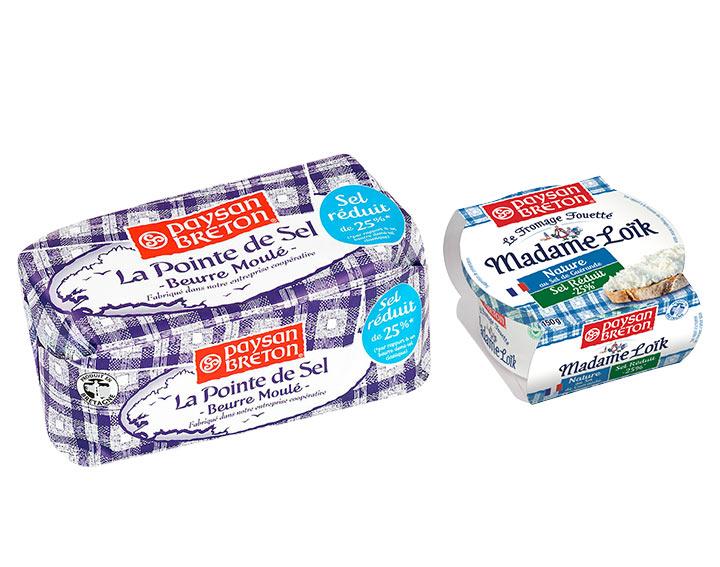 Offre sel réduit Paysan Breton