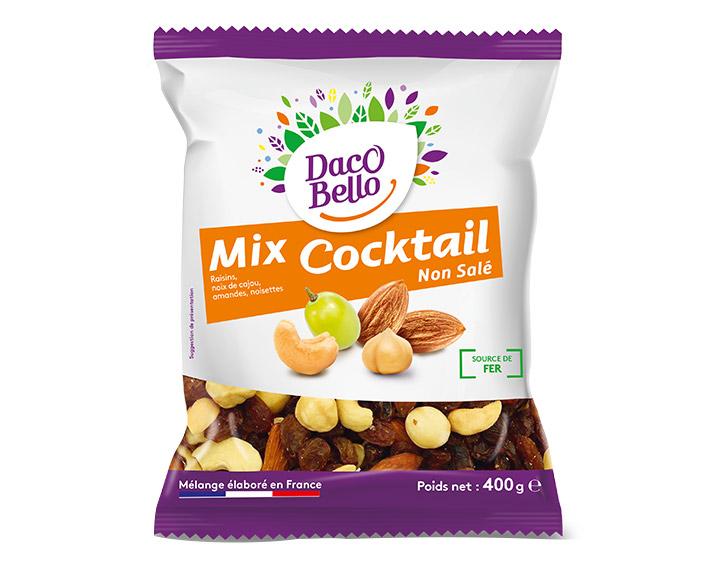 Mix Cocktail non salé Daco Bello 400g