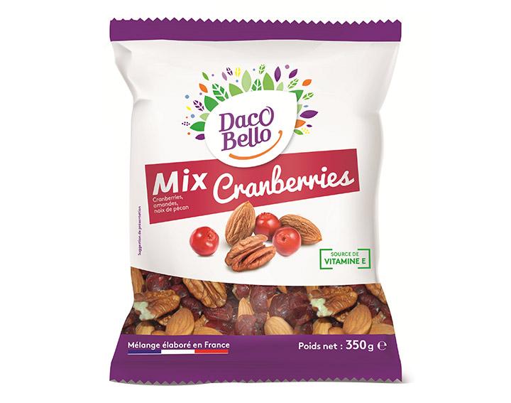 Mix Cranberries Daco Bello 350g