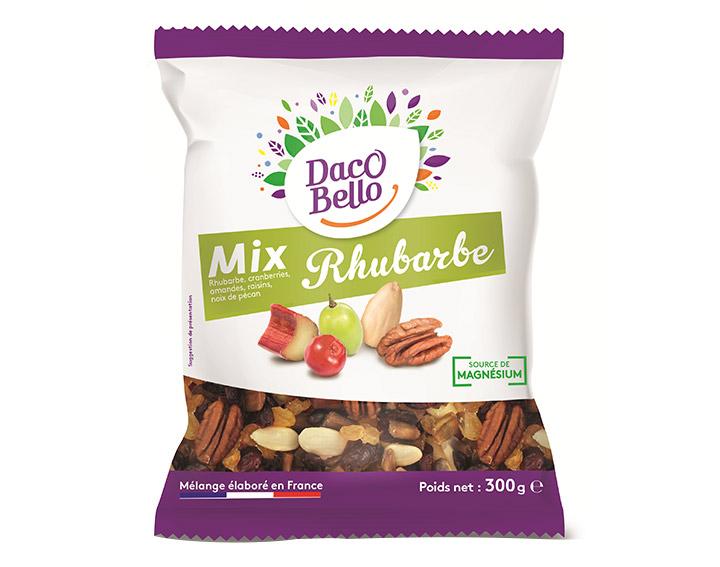 Mix Rhubarbe Daco Bello 300g