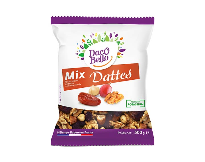 Mix Dattes Daco Bello 300g
