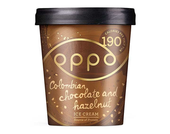 Columbian Chocolate & Hazelnut 475ml