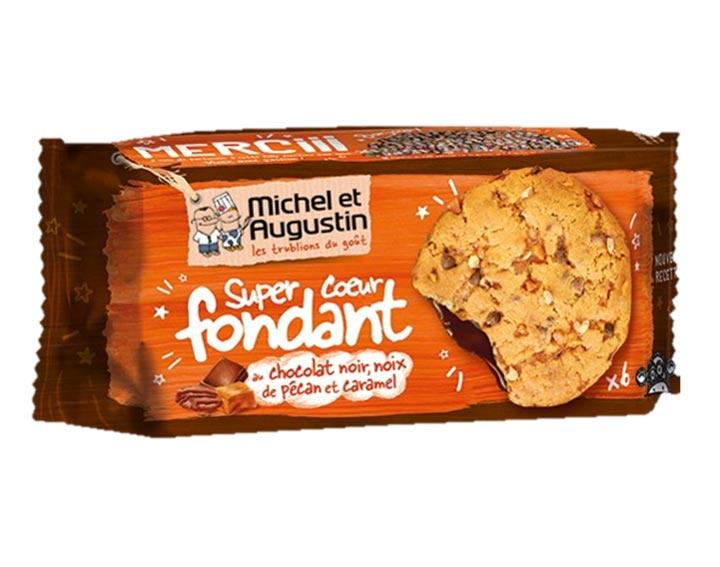 Cookies cœur fondant pécan caramel 180g