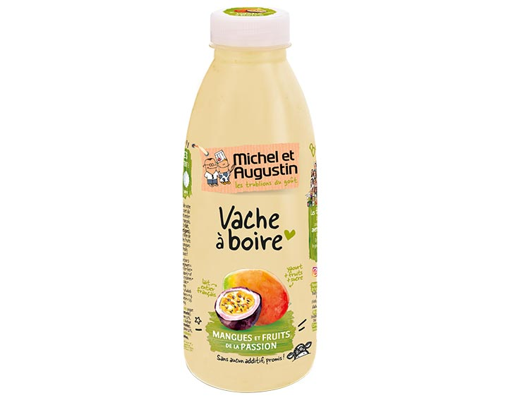 Vache à boire Mangues et Fruits de Passion