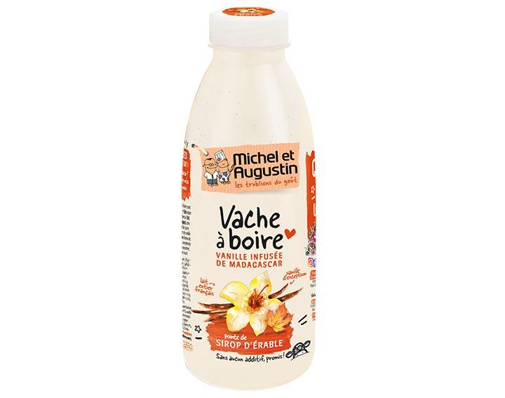 Vache à boire Vanille et Sirop d'érable