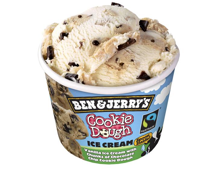 Ben & Jerry's Cookie Dough 150ml
