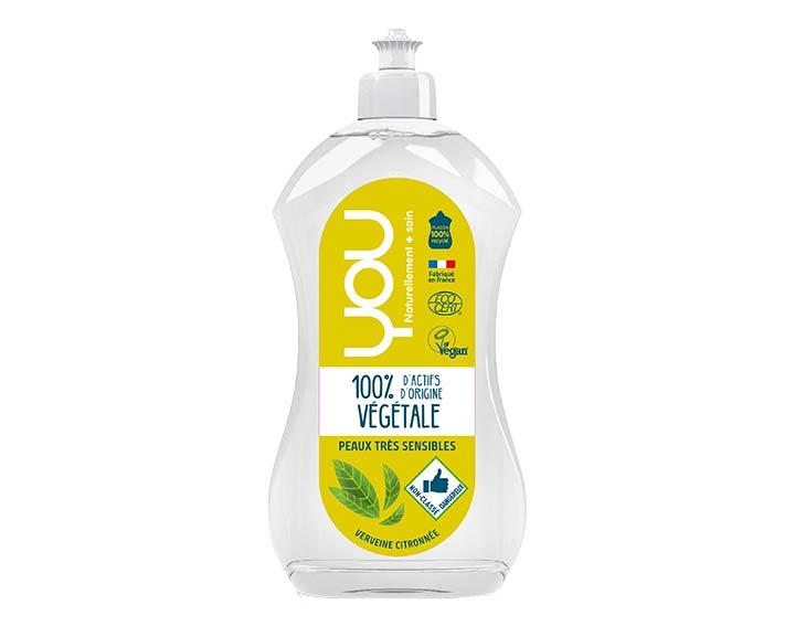 Liquide Vaisselle Verveine Citronnée 500ml