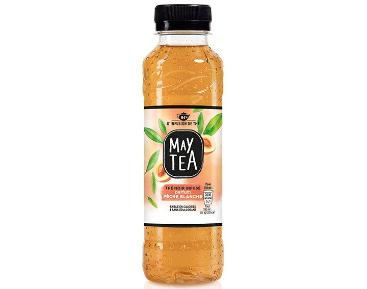 May Tea Pêche 33cl