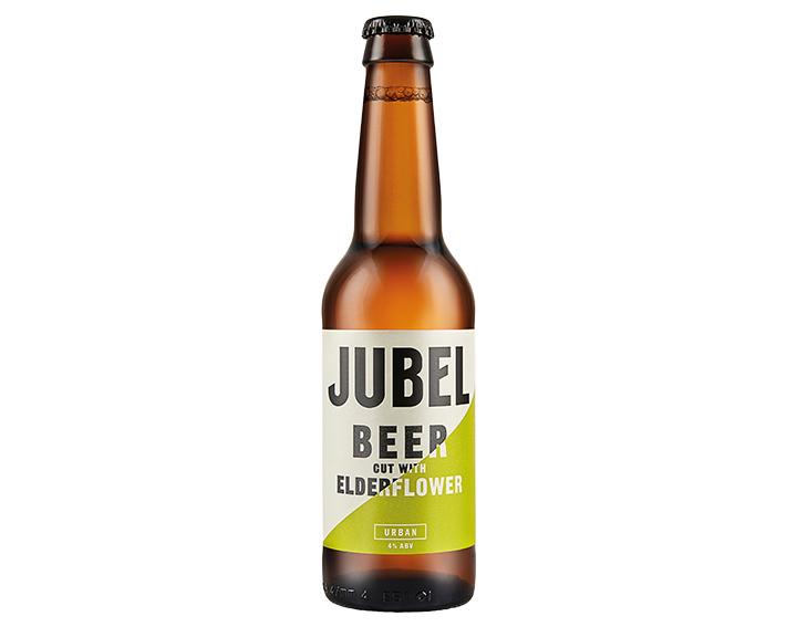 Urban: Beer cut with Elderflower 330ml