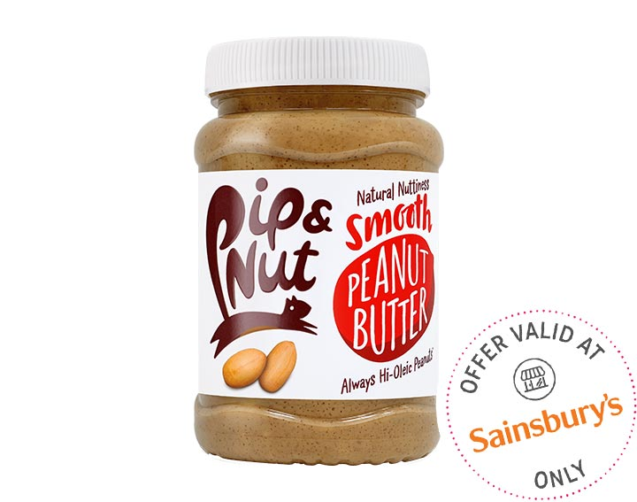 Smooth Peanut Butter 400g