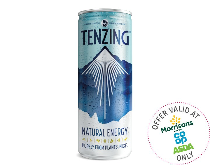 TENZING Natural Energy 250ml