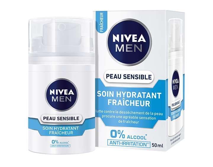 Soin Hydratant Fraîcheur PEAU SENSIBLE