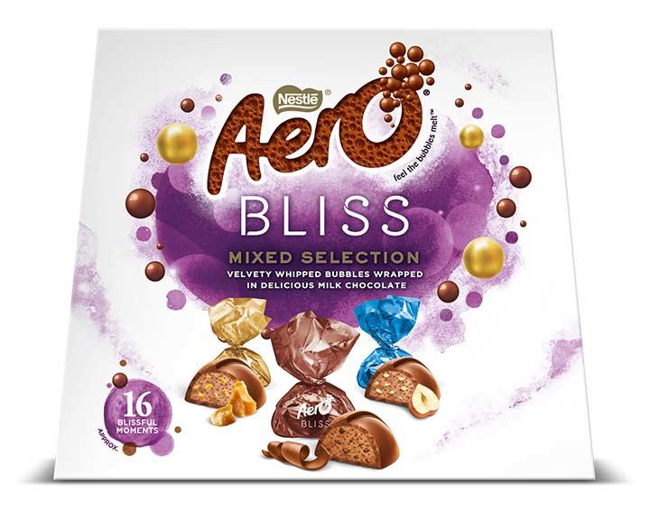 Mixed Selection Chocolate Sharing Box 144g