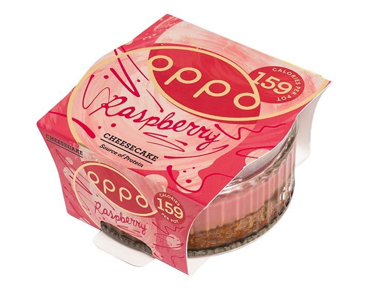 Oppo Raspberry Cheesecake 75g