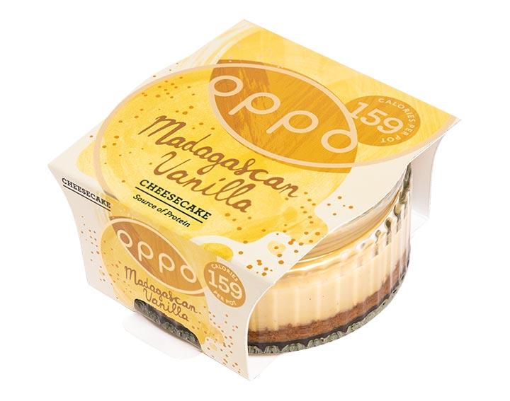 Madagascan Vanilla Cheesecake 75g