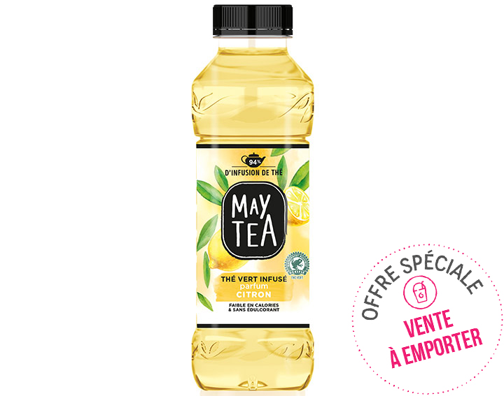 May Tea Citron 33cl