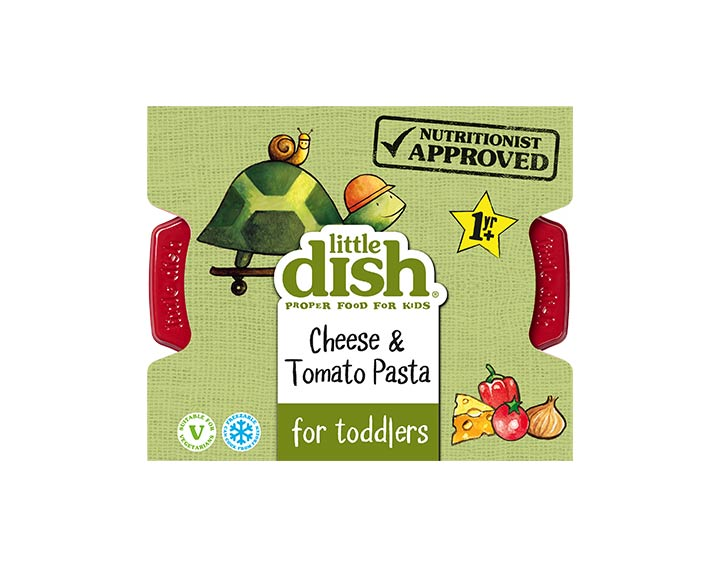 Cheese & Tomato Pasta for Toddlers 200g