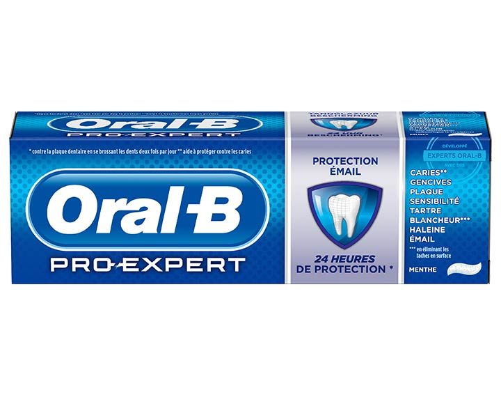 Pro-Expert Protection Émail