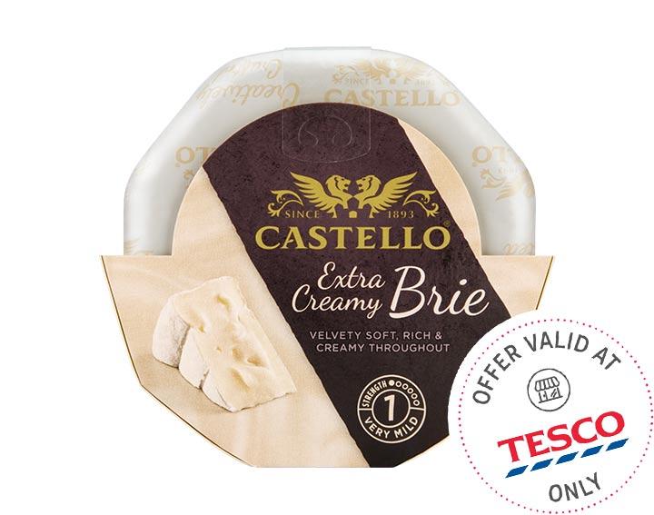 Extra Creamy Brie 200g