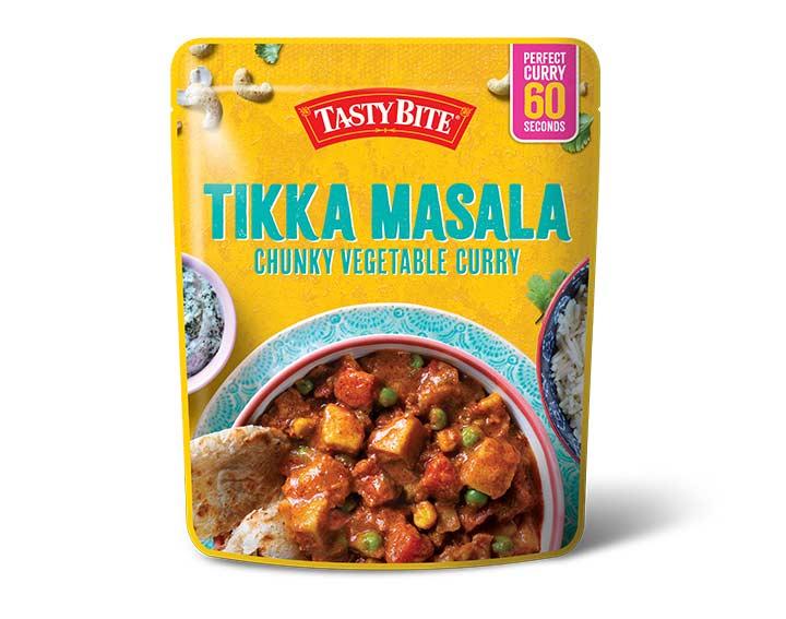 Tikka Masala Chunky Vegetable Curry 285g