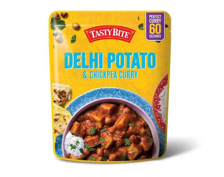 Delhi Potato & Chickpea Curry 285g
