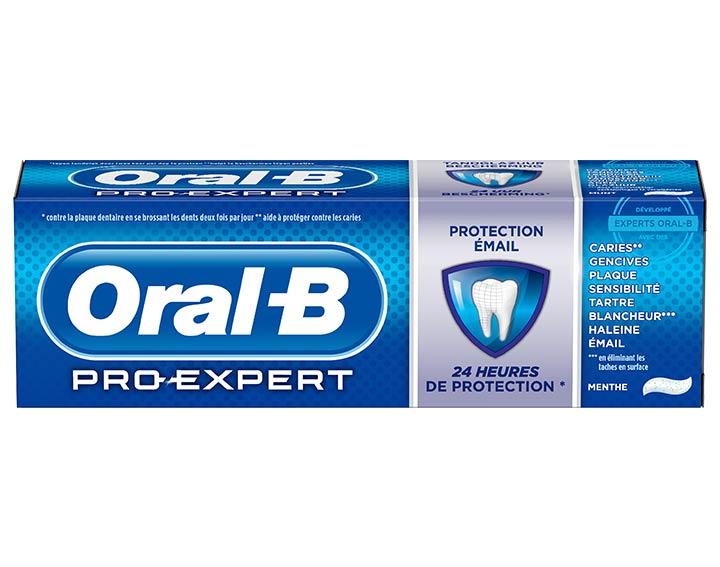 Pro-Expert Tandglazuur Bescherming