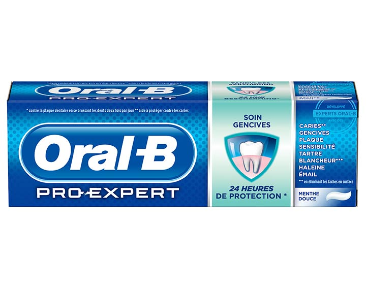 Pro-Expert Tandvlees Bescherming