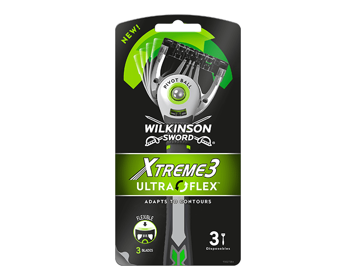 Xtreme3 Ultraflex Disposable Razor 3 Pack