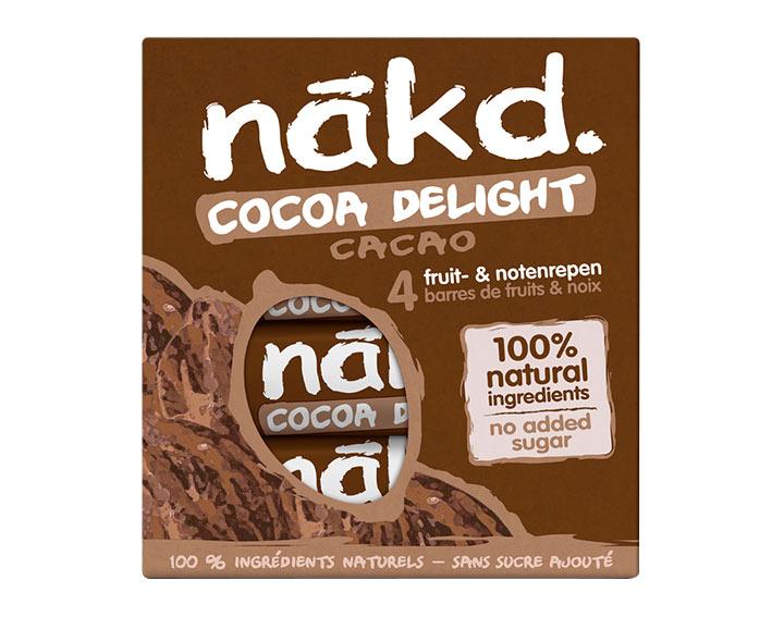 Nākd Cacao 4 x 35g