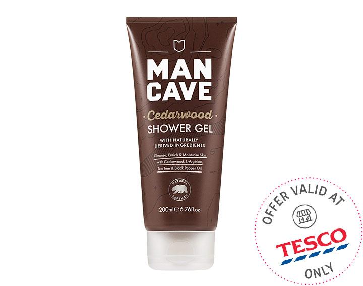 Cedarwood Shower Gel 200ml