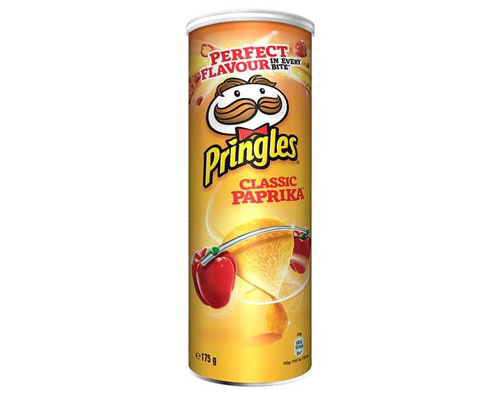 Pringles saveur Paprika 175g