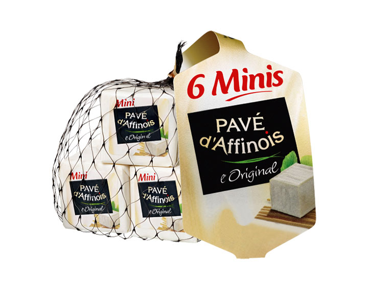 Filet de Mini Pavé d'Affinois Original x6