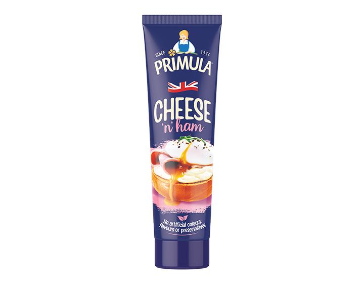 Primula Cheese 'n' Ham 150g