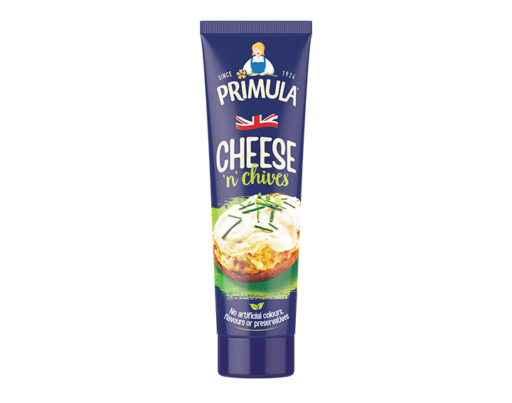 Primula Cheese 'n' Chives 150g