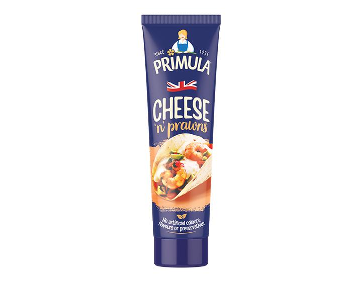 Primula Cheese 'n' Prawns 150g