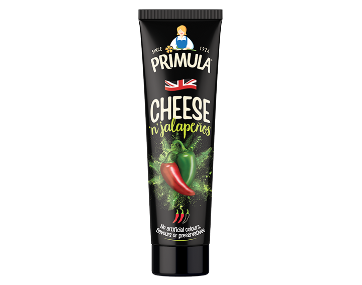 Cheese 'n' Jalapeño 150g
