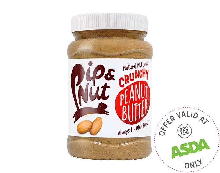 Crunchy Peanut Butter 400g