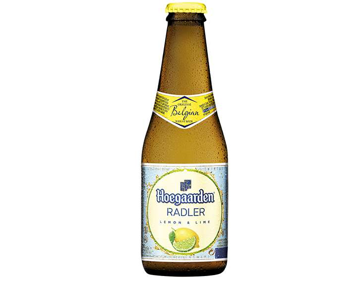 Hoegaarden Radler Lemon & Lime - 25cl