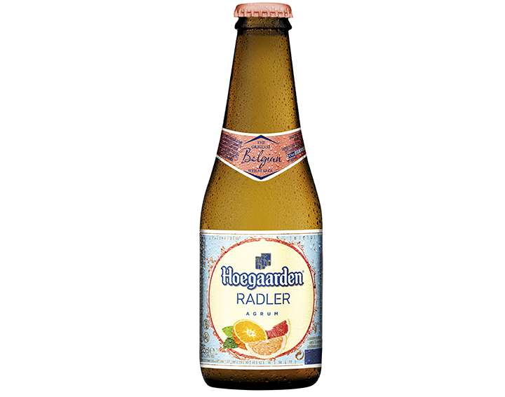 Hoegaarden Radler Agrum - 25cl