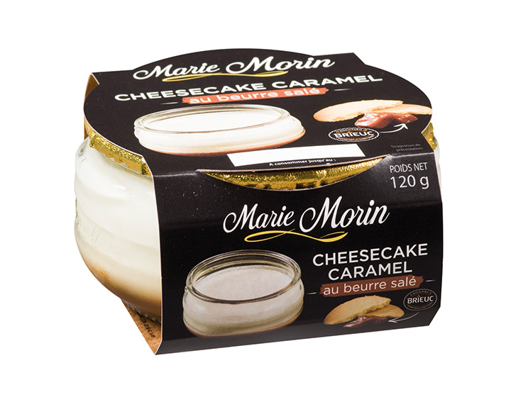 Cheesecake Caramel au beurre salé 120g