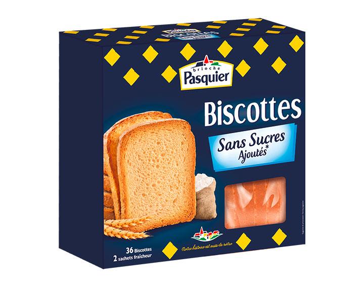300g - 36 biscottes