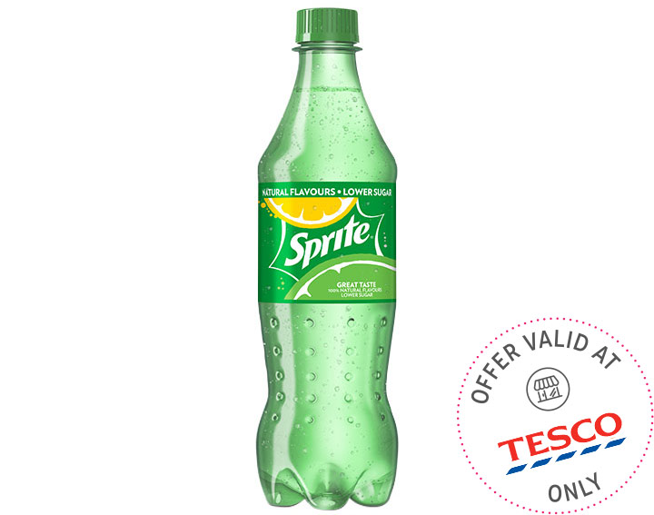 Sprite Regular 500ml