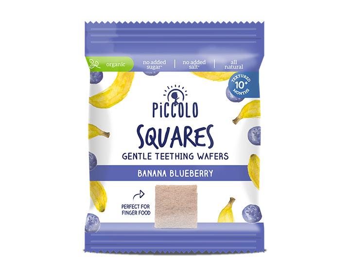 Squares Banana & Blueberry 20g 10m+