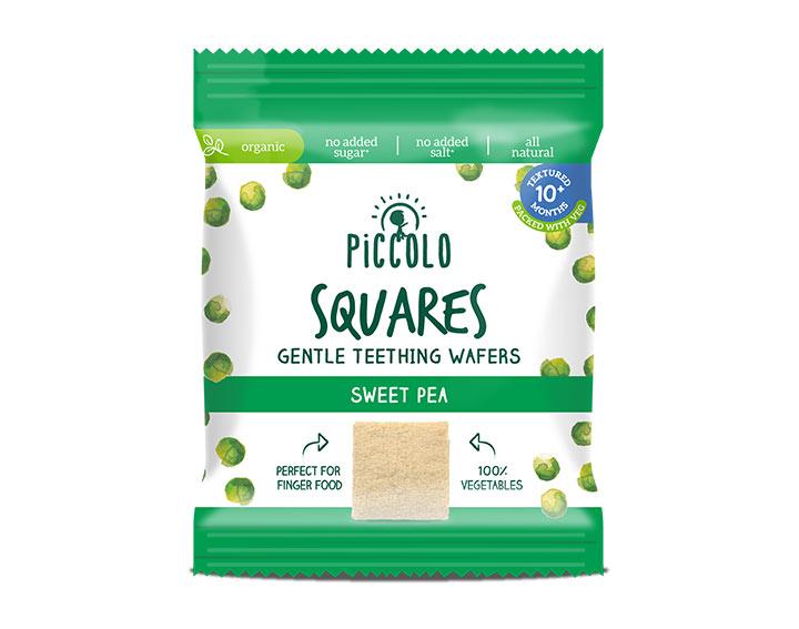 Squares Sweet Pea 20g 10m+